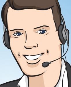 Yoan vous répond pour toutes vos demandes de devis de caricaturiste numérique